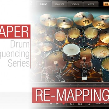 Remapping EZ Drummer 2